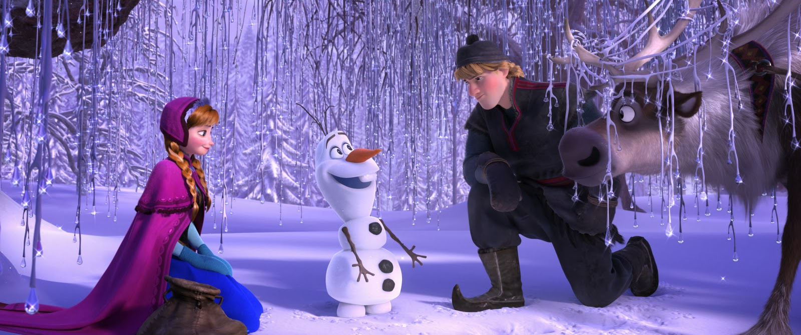 Frozen  |  Friday, December 20 – 7:00pm