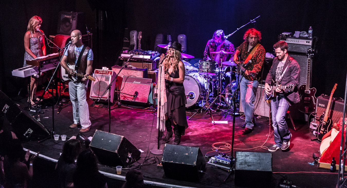 RUMOURS: A Fleetwood Mac Tribute Band   |  Sat, Aug 30 – 7:30pm